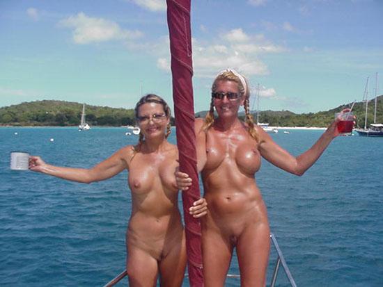 British virgin islands naked women